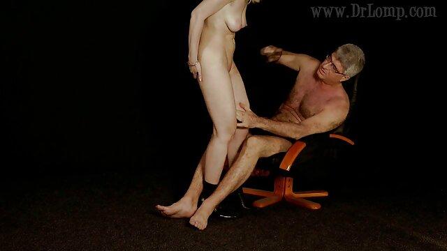 Լեսբիներ զույգ տնային սեքս պոռնո