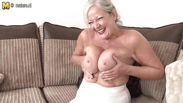 Մեծ Ձու Kelly Leigh ռետրո տնային սեքս